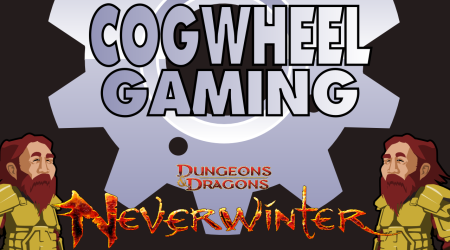 I'm on fire! Cogwheel Gaming Plays Neverwinter, Ep 1