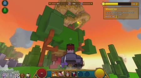 Treehouse! | TheArtGuy Plays Trove