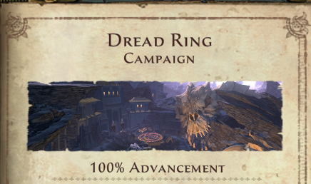 Neverwinter How Dread Ring Campaign