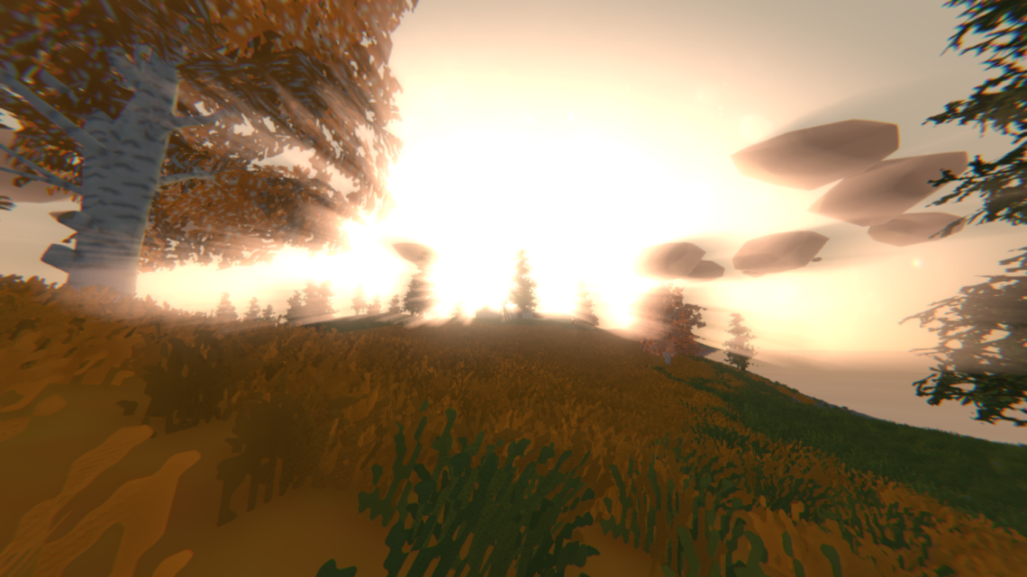 Unturned is … pretty?
