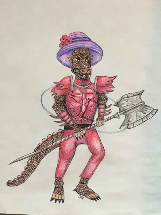 Tour of Gox's Barbarian Dojo