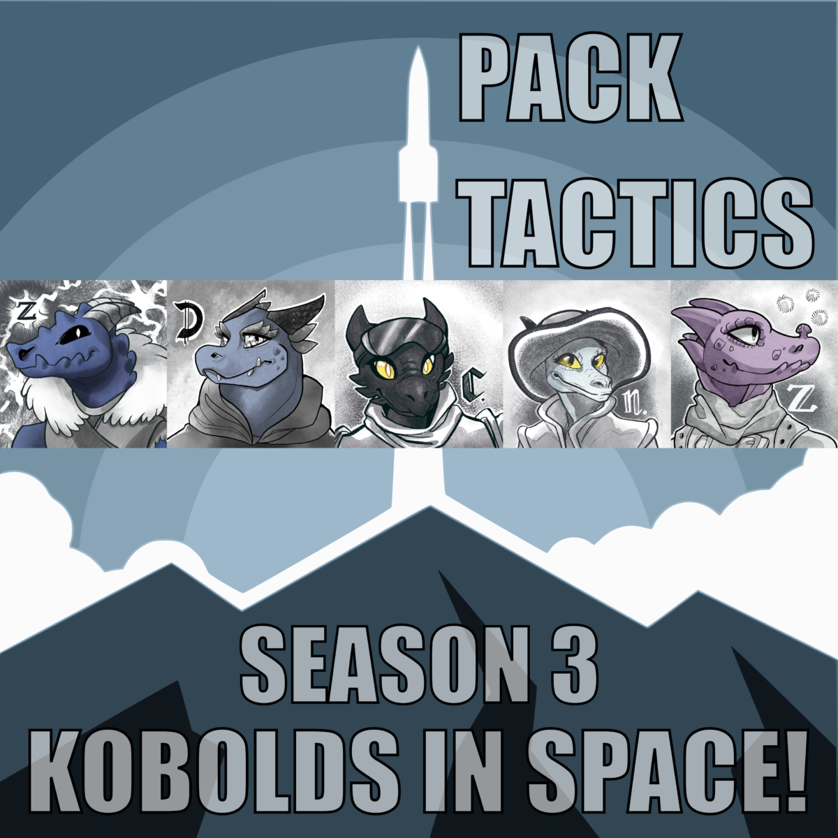 Pack Tactics S3 Ep 16: It's High Moon (End of Arc 1)