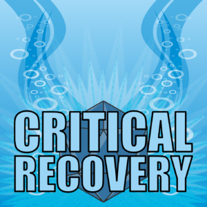 Critical Recovery Logo