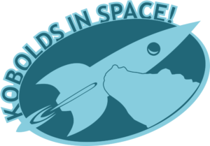 Kobolds in Space Logo